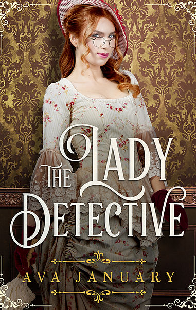 The Lady Detective book cover